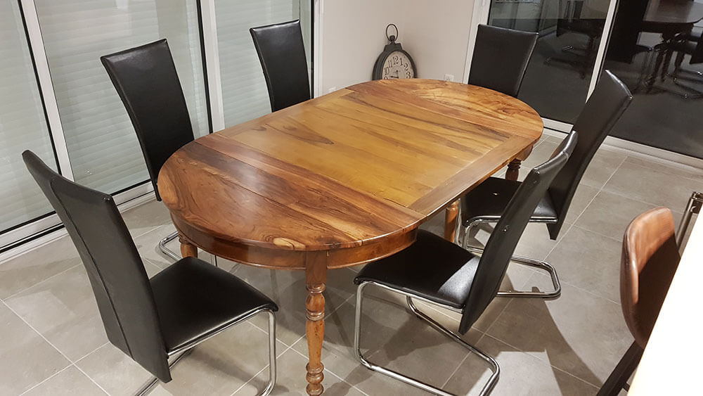Restauration table Annonay
